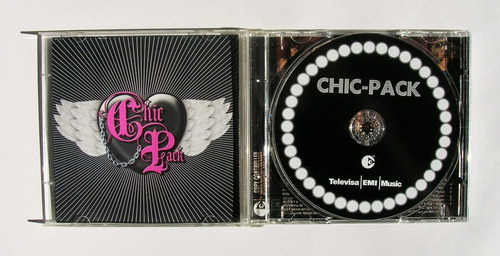 chic-pack chic-pack cd original mexicano 2006