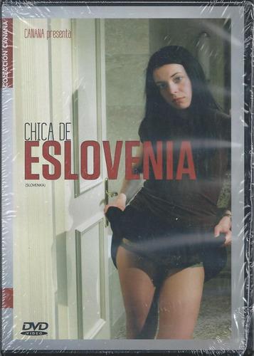 chica de eslovenia -slovanka- dvd nacional raro de conseguir