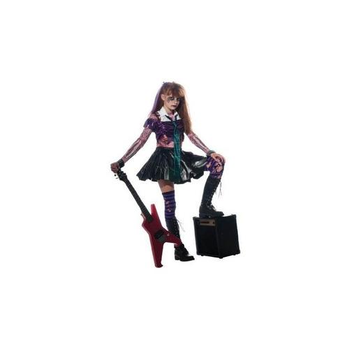 chica zombie punk rocker