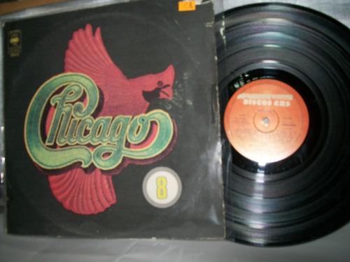 chicago  8 -  vinilo 1975