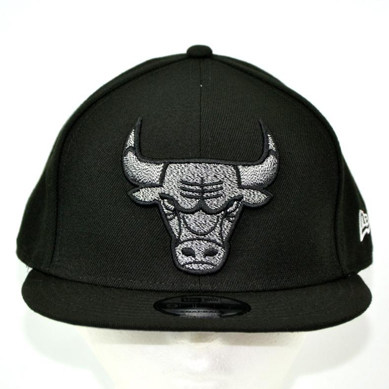 067bdcfdc7ee8 Chicago Bulls Nba New Era Gorra Importada 100% Original 3 -   849.00 ...