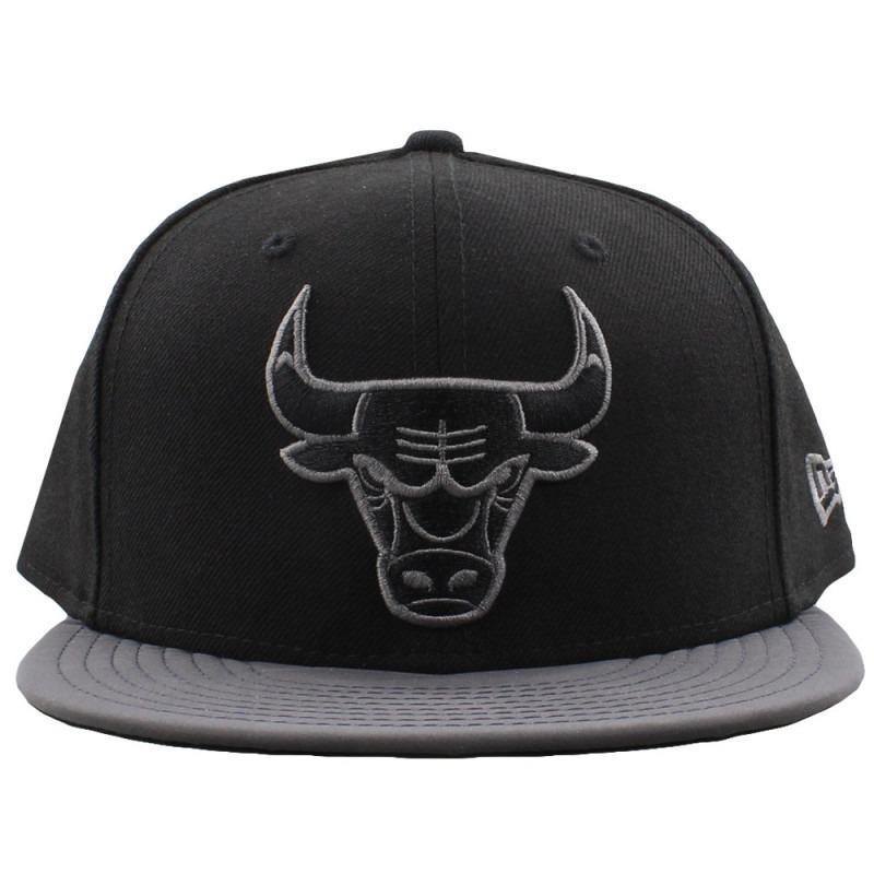 d5747b1424e Chicago Bulls New Era Reflectante Jordan Snapback Nba Us 33 ...