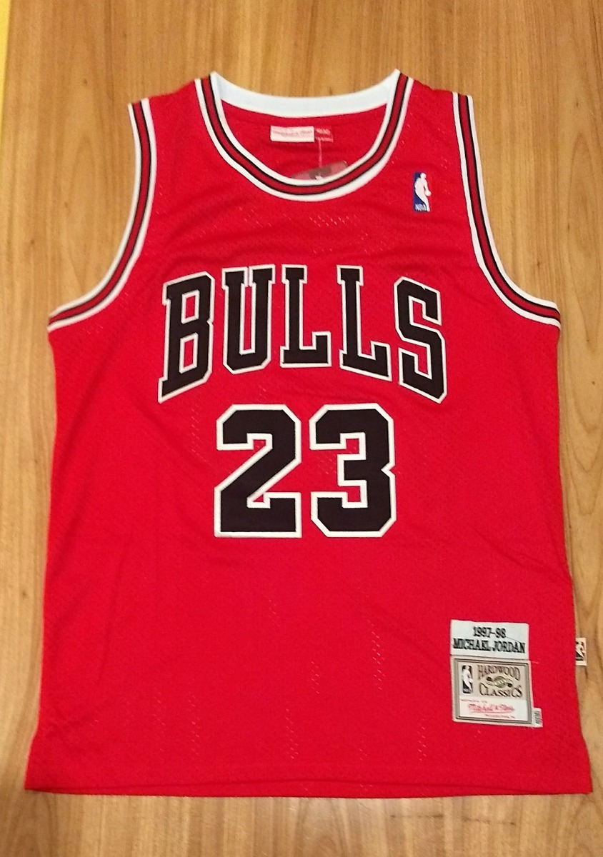 163030b38 Chicago Bulls Retrô - Michael Jordan - Camiseta - Basquete - R  180 ...