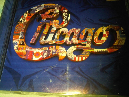 chicago, cd original de coleccion