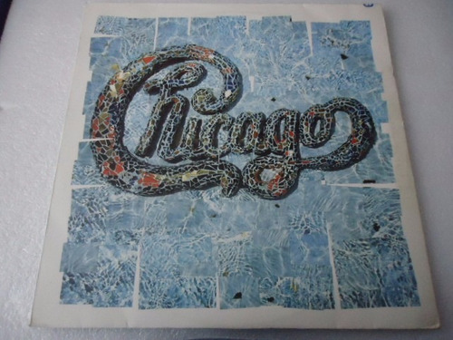 chicago / chicago 18 vinyl lp acetato
