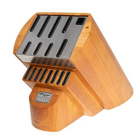 Chicago Cutlery Knife Block Without Knives 17 Slot Cutlery O
