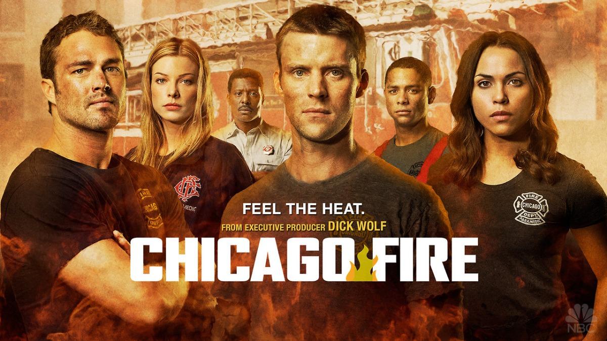 Chicago Fire 6x03 y 6x04 Espa&ntildeol Disponible