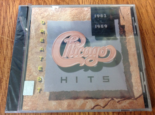chicago greatest hits 1982 cd disco compacto rock