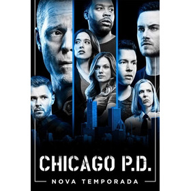 Chicago Pd 6ª Temporada Completa Dublado
