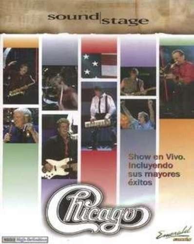 chicago sound stage dvd nuevo