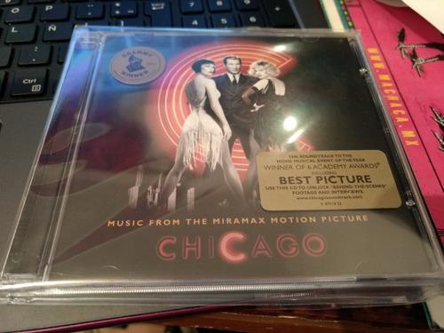 chicago   soundtrack   envío gratis