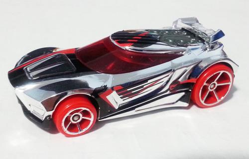 chicane gris de hot wheels 162 de 250