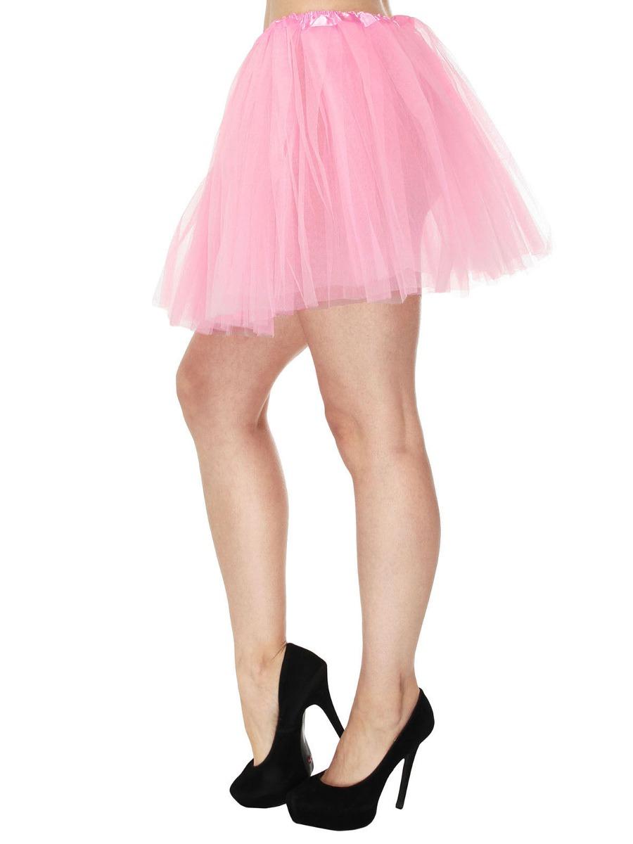 Chicas Moda Disfraces Fiesta Tutu De Las Mujeres... (pink ...