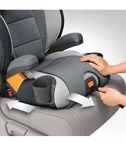 chicco autoasiento booster kidfit zip air q collection, colo