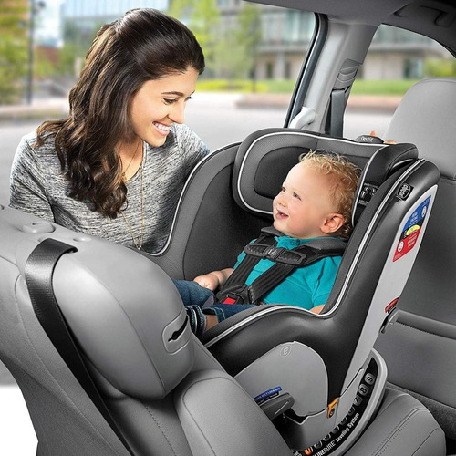 chicco autoasiento nextfit zip juniper, color verde