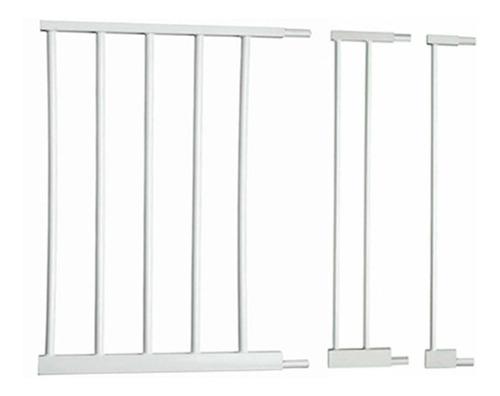 chicco extensión 36cm puerta de seguridad metalica babymovil