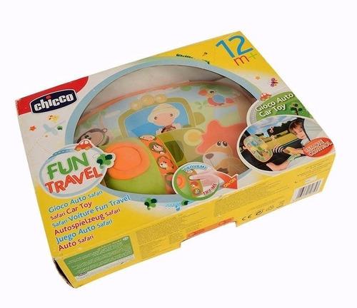 chicco fun travel juguete musical 1 a 4 años