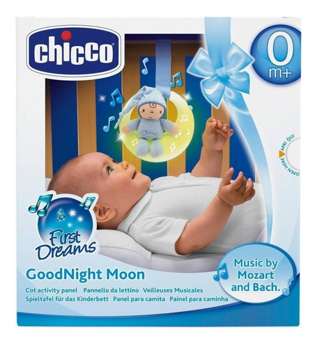 chicco luna goodnight azul