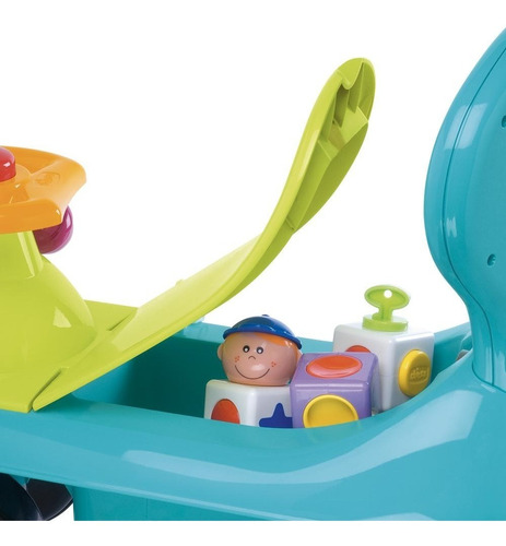 chicco montable speedy color verde