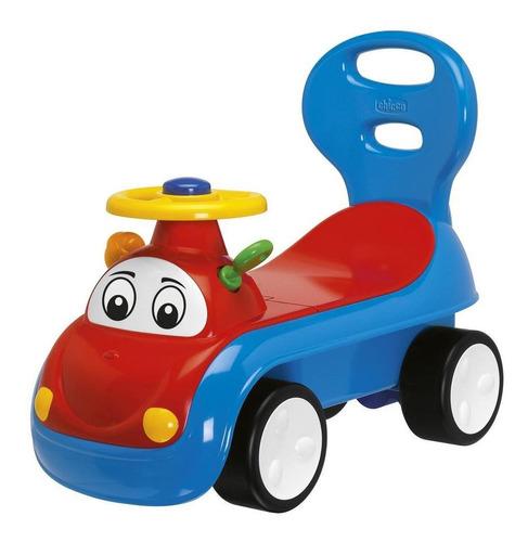 chicco montable speedy rojo