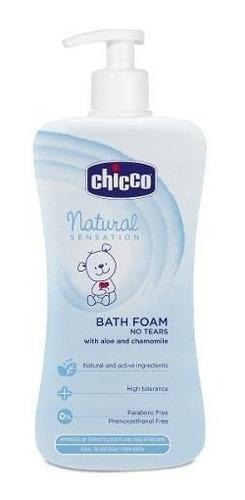 chicco shampoo natural sensation 500 ml