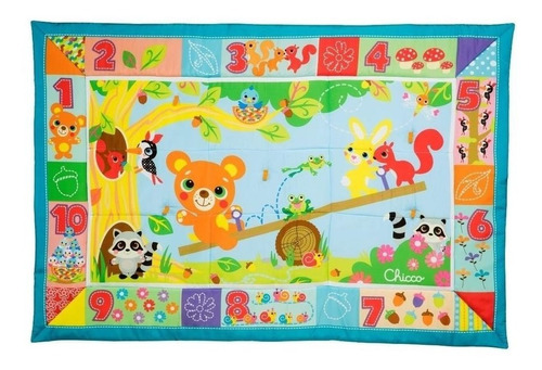 chicco tapete xxl forest playmat