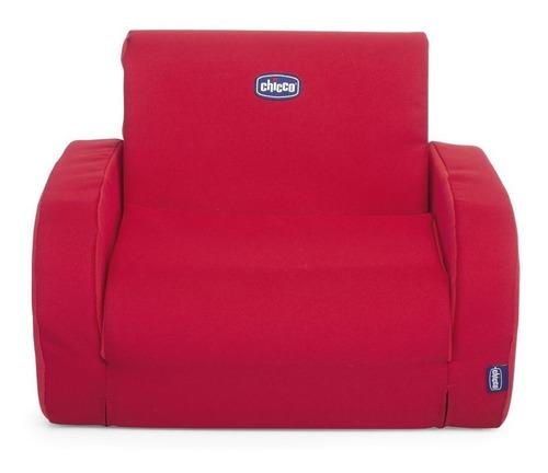 chicco twist sillón para niños red, color rojo