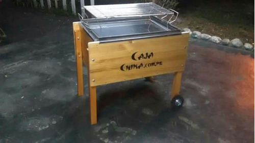 chicharonero grillbusiness hybrido
