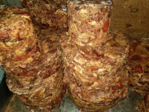 chicharrón prensado  $85 por kg