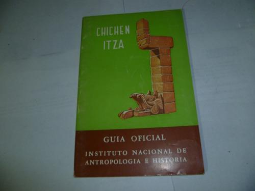 chichen itza - guia oficial