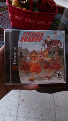 chicken run para sega dreamcast