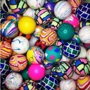 chiclera  $5  vending expendedora + 250 pelotas botonas