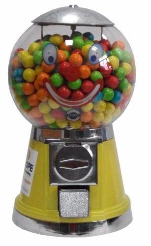 chiclera de esfera importada capacidad de 700 chicles