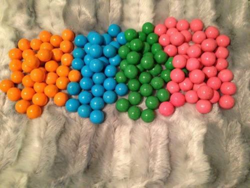 chicles bolon surtidos y por color ideal candy bar