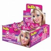 chiclete barbie com 100 unidades