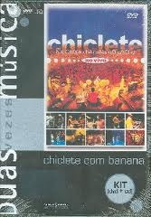chiclete com banana - chiclete na caixa, banana no cacho