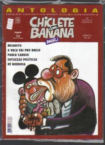 chiclete com banana n 5 - angeli - devir livraria