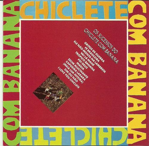 chiclete com banana os sucessos do chiclete