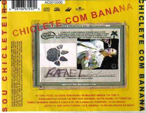 chiclete com banana sou chicleteiro