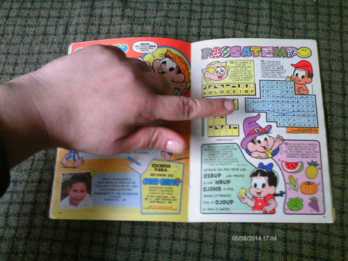 chico bento n. 44 - panini comics