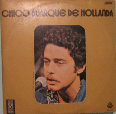 chico buarque de hollanda - seleção  -  1977 duplo lp