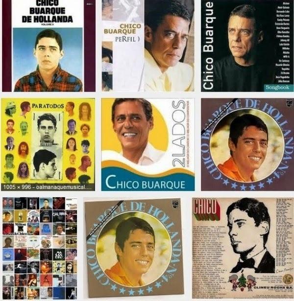 discografia de chico buarque