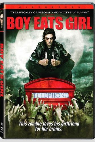 chico come chicas / dvd /boy eats girl / stephen bradley