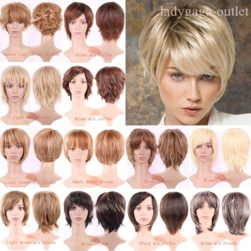 Corte de pelo corto a la moda