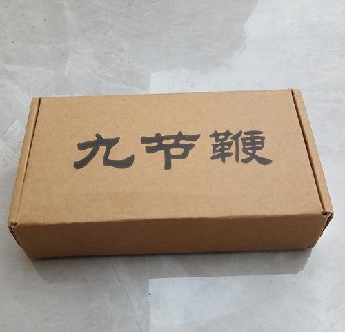 chicote aço corrente kung fu wushu shaolin ninja