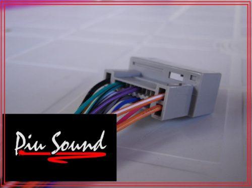 chicote adaptador conector cd dvd honda new  fit  e new city