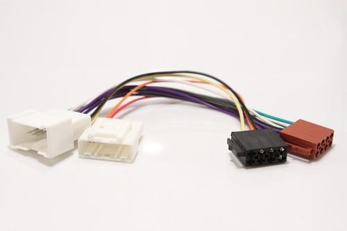 chicote adaptador som renault logan sandero duster