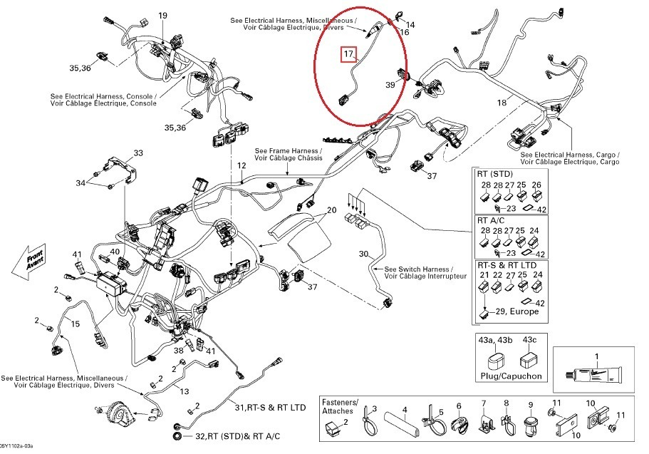 Can Am Spyder Rt Limited Wiring Diagram