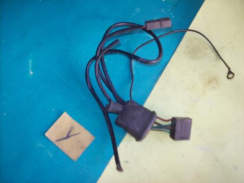 chicote  de ignição eletronica