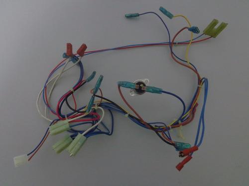 chicote de ligação - microondas brastemp bmx35arhna